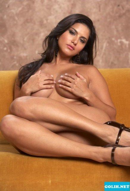 Эротичные снимки девушки Playboy с большими сиськами в голом виде
