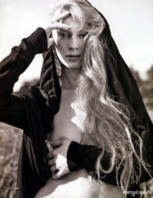 Знаменитая голая Светлана Ходченкова показывает шикарные формы