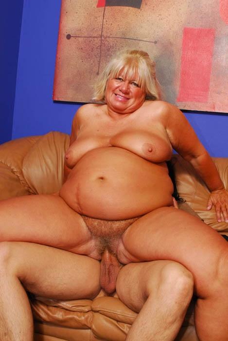 секс большими бабка