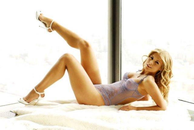 Анна вишневская порно модель