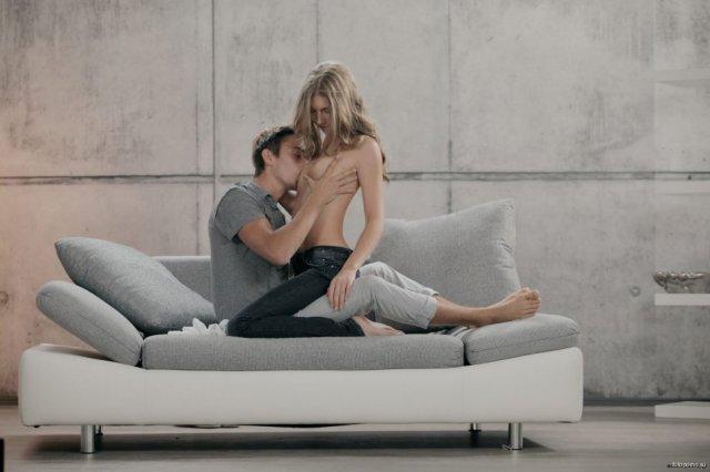 Нежное Целуешься Порно