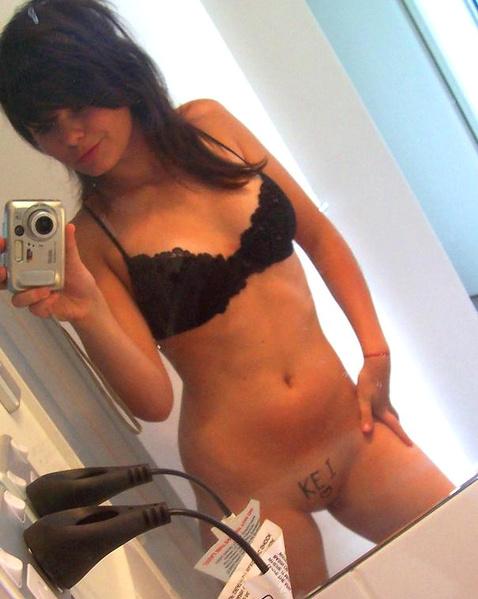 Домашние порно фото девочек подростков в нижнем белье и голыми