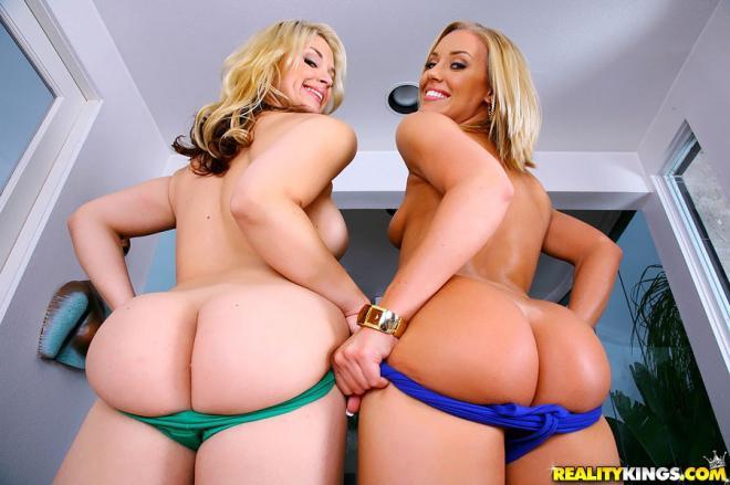 Блондинки порно с огромными пиздами трахаются в жопу, живые сексуальные картинки с мужчинами