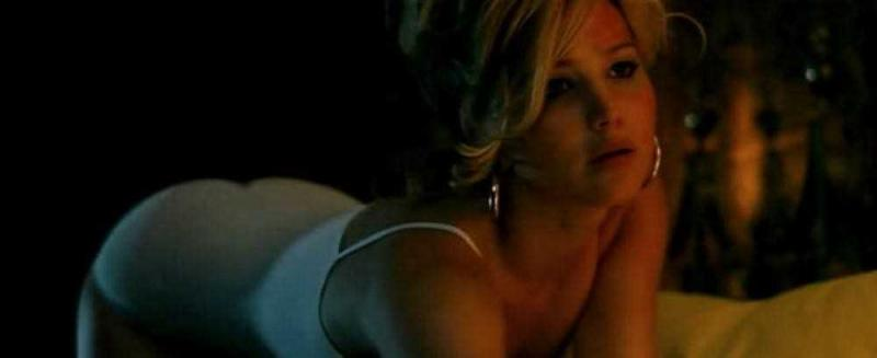 Красивая Дженнифер Лоуренс позирует голой
